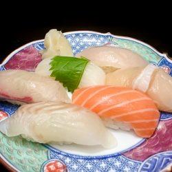 旬のおまかせ寿司